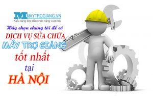 Dịch vụ sửa chữa máy trợ giảng tốt nhất tại Hà Nội