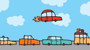 Google và sự ra đời của đứa con không người lái