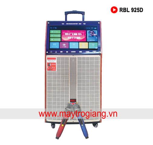 Loa kéo tay Karaoke RUBY RBL 925D có màn hình cảm ứng kết nối Wifi