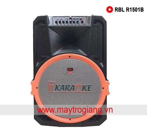 Loa kéo karaoke RUBY RBL R1501B