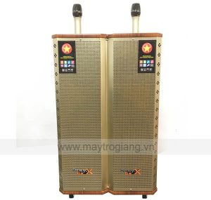 Loa kéo Karaoke Sunbox GJ A15D