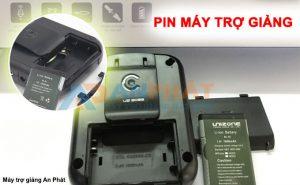 Pin dùng cho máy trợ giảng chính hãng