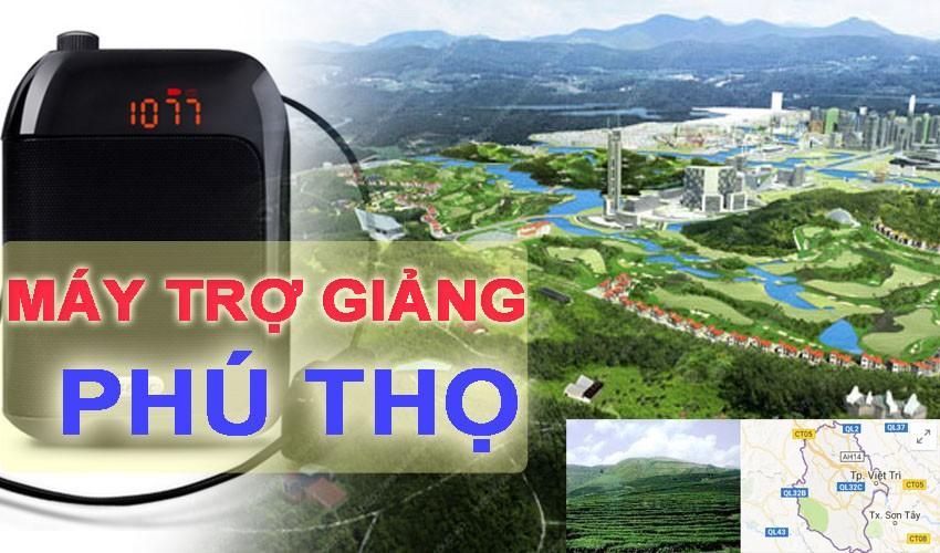 Đại lý Máy trợ giảng tại Phú Thọ