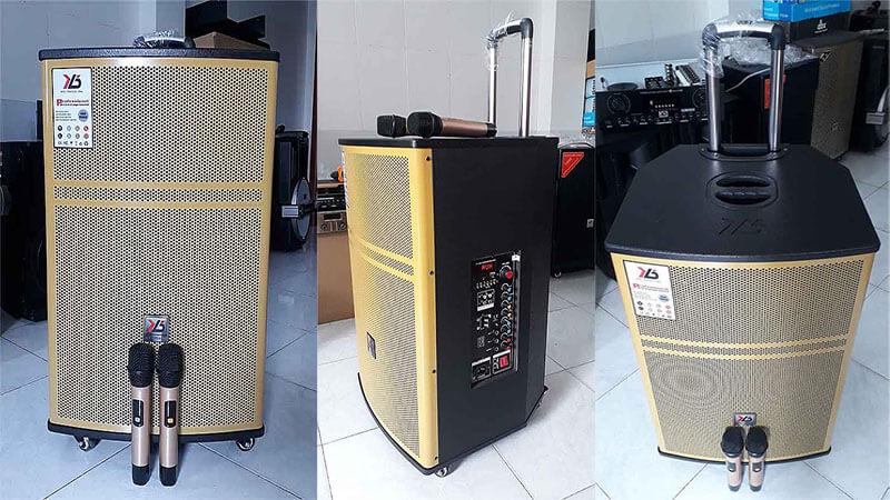 Loa kéo Karaoke RUBY J505G