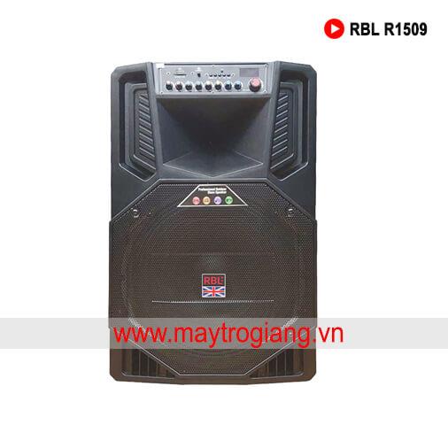 Loa kéo karaoke RUBY RBL R1509