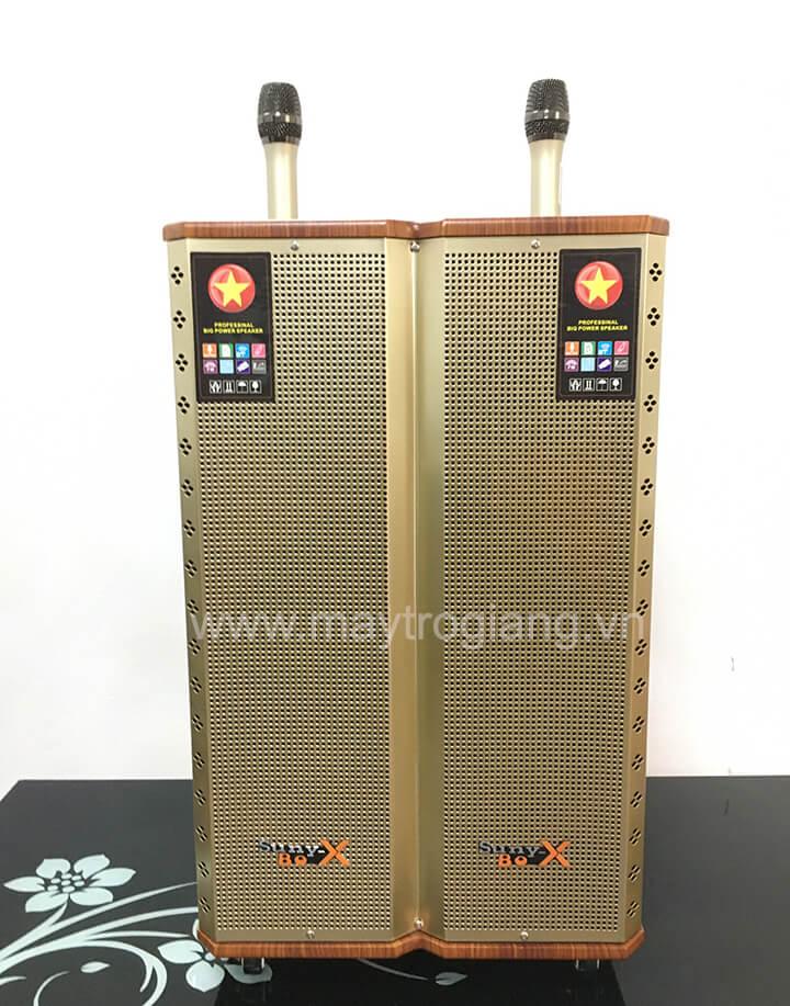 Loa kéo Karaoke Sunbox A15D
